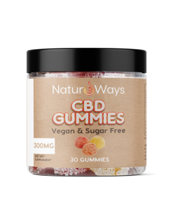 CBD Gummies Vegan & Sugar Free