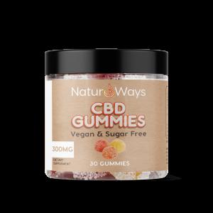 CBD Gummies Vegan & Sugar Free